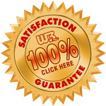 W3iNet 100% Satisfaction Guarantee for Web Design